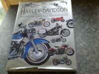 THE COMPLETE HARLEY DAVIDSON ENCYCLOPEDIA COST £25