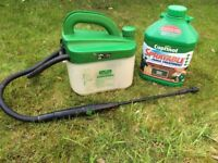 Fence & Decking Power Sprayer