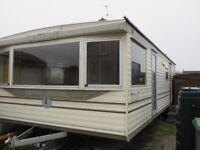 Mobile Home / Static Caravan 2 Bedroom 28X12 £1500
