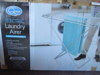 Electric Folding Loundry Drying Airer - Brand New