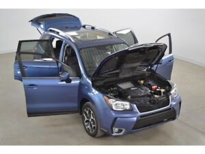 2015 Subaru Forester 2.0XT Limited GPS*Cuir*Toit Pano*Camera Rec