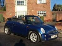 2008 MINI ONE 1.6 CONVERTIBLE ** ONLY 66,000 MILES ** ALL MAJOR CARDS ACCEPTED