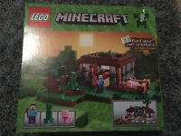 LEGO Minecraft The First Night by LEGO - 21115 Brand new Box still sealed