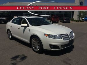 2012 Lincoln MKS LINCOLN CERTIFIED, 0.9%, LOTS OF WARRANTY!