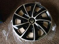 16 inch renault hub caps new unused set of four