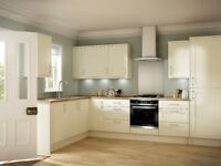 Get a new kitchen £957 with free delivery