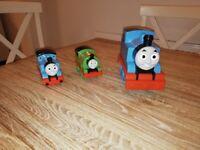 3 x Thomas Toys