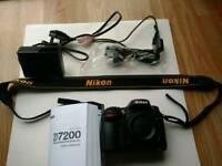 Nikon d7200 5179 shutter count