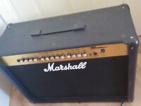 Large Marshall Amplifier Used Good Condition MG250DFX DUEL INPUT 100 WATT £130 or Best Offer