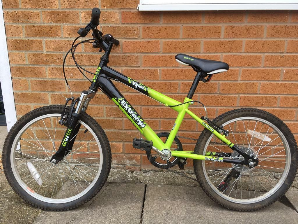 06323acc920 Raleigh Extreme Viper kids' bike | in Peterborough, Cambridgeshire ...