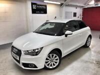 🌟🌟 Outstanding 2013 Audi A1. 1.6 tdi Sport in WHITE. Zero Tax. FMDSH. PX, FINANCE, WARRANTY🌟🌟