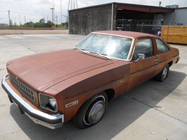 Imagen 1 de Chevrolet Nova brown