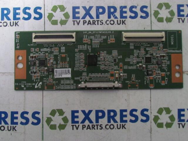 TCON BOARD 14Y_GA_EF11TMTAC2LV0.2 - TECHNIKA 32F22B-FHD/DVD