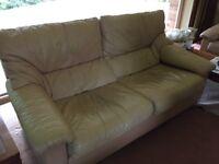 Leather sofas Ann chair