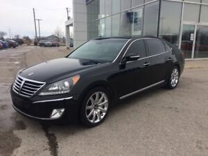 2013 Hyundai Equus Signature MASSAGE SEAT | AIR RIDE SUSPENSI...