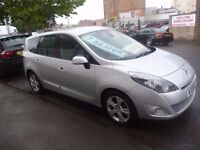 Renault GRAND SCENIC Dynamique 1.5 DCI Tom Tom,stunning 7 seat MPV,FSH,half leather interior,WJ11BEU