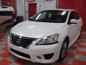 Nissan Sentra SR LA 2014