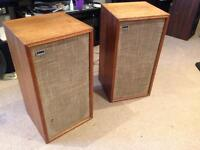 Sansui AS-200 Extremely Rare Vintage Hifi Speakers