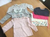 Girls clothes bundles 12-18mth