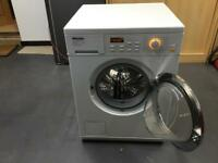 Miele washing machine. Top of the range W3922 Honeycomb Care. 1600rpm
