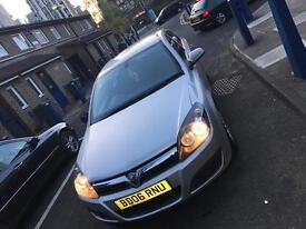 Vauxhall Astra 1.8 hatchback
