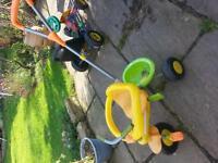 Childrens trike