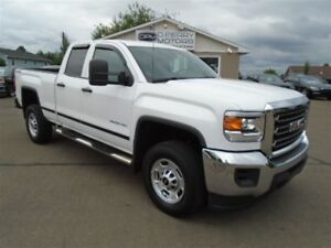 2015 GMC SIERRA 2500HD Double Cab 4WD 6.0L Gas 6.5' Box