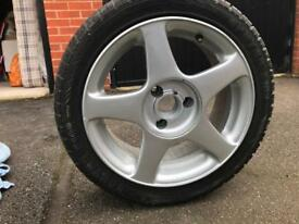 """15"""" alloy wheels, Collection only"""