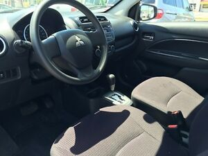 2014 Mitsubishi Mirage LIKE NEW l 7,000km l HEATED SEATS Kitchener / Waterloo Kitchener Area image 7