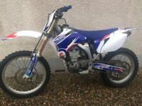Yamaha 450 yzf 2006