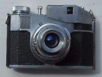Vintage comet Camera