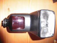 Metz AF-44 Flash for Olympus digital slr camera/ Panasonic bridge camera