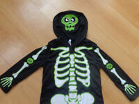 Skeleton Halloween Costume 7-8 years