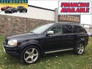 2009 Volvo XC90 V8-AWD.R-DESIGN.BLUETOOTH.LEATHER.SUNROOF.20 INC