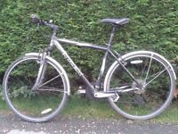 "TREK 7200FX Bike Urban Tourer 20"" (51cm)"