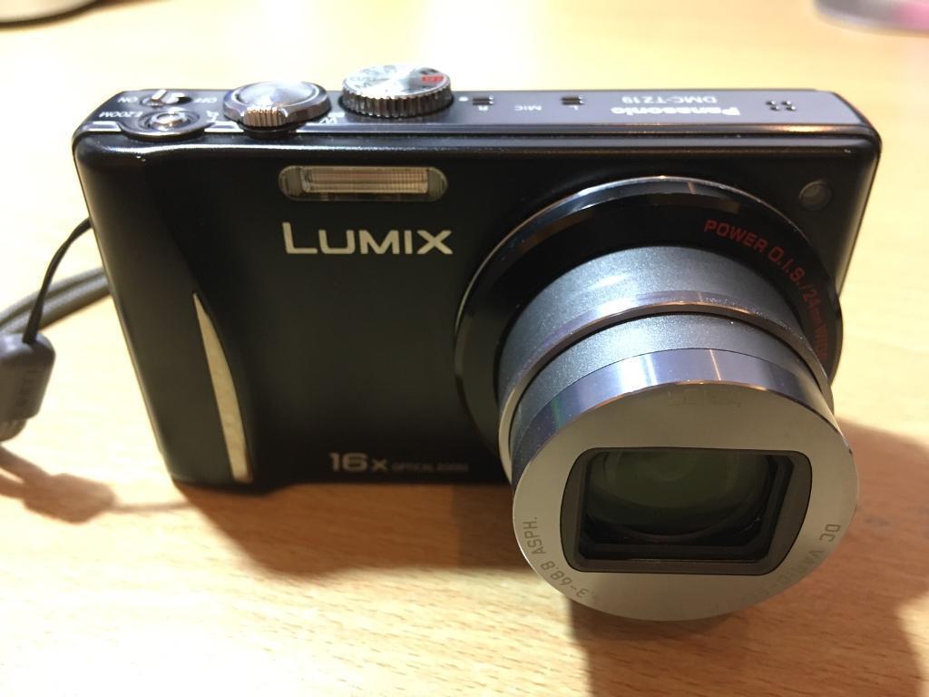 Panasonic DMC-TZ19 LUMIX 16 x optical zoom