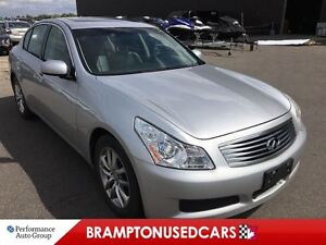 2008 Infiniti G35 MANAGER SPECIAL