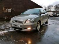 Toyota avensis automatic