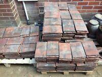600 Reclaimed rosemary roof tiles £0.15 ea