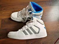 Adidas hi tops size 7 1/2