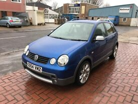 VW Polo Dune Very Rare Car. Limited Edition