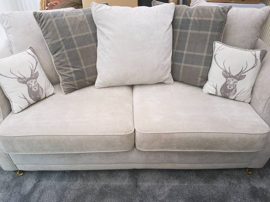 Elegance Sofology 3 Seater Sofa In Swinton South