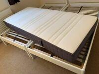 Delivery hovag mattress IKEAbestrange standard single Ikea