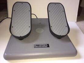 Flight simulator Pedals, Pro pedals