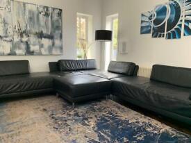 Couch corner unit