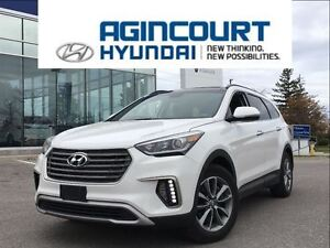 2017 Hyundai Santa Fe XL Luxury/NAVI/7PASS/LEATHER/BLINDSPOT