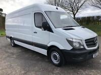 MERCEDES-BENZ SPRINTER 2.1 313 CDI LWB 1d 129 BHP MERCEDES OWNED AND MAINTAINED (white) 2015