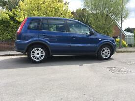 Ford Fusion 1.4 Zetec Climate