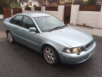 VOLVO S40 1.9 D **BRAND NEW 12 MONTH MOT** LEATHER,E/SEATS,A/CON,CRUISE,C/LOCK,ALLOYS,S/SYSTEM £995