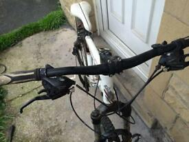 Scott aspect front suspension bike